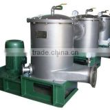 Upflow pressure type screen / single drum pressure screen for pulp/ pulper for paper processing machinery