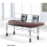 Large Modular Rectangular Wooden or MDF Executive Conference Tables , office meeting table