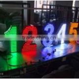 LED PIXELS 2+3 CABLES 12V 9MM 99LED/SET