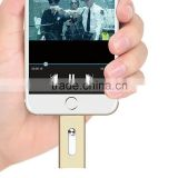 Gold black silver color 64gb OTG usb key for Iphone 6 plus Mobile                                                                         Quality Choice