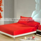 china supplier wholesale thai silk bed covers, fitted bed skirt, fitted cover, silk mattress protector