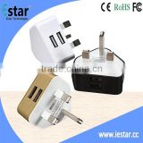5V 2.1A 10.5W USB Travel Wall Power Charger Adapter for Apple iPad UK Plug                                                                         Quality Choice