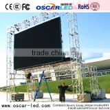 OSCARLED Fast Installation Outdoor full color p6.67 rental big screen led display high resolution led flexible video display