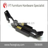 Taiwan Supplier Heavy Duty Tool Containers Fall Prevention Metal Spring Loaded 2.3/2.6/2.8/3.0 mm	Lid stay Bracket