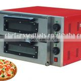 PF-ML-PC02M PERFORNI Stainless steel structure double decks bread oven/pizza oven for fast chain store