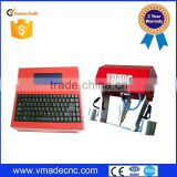Hot sale logo dot peen marking machine for wholesale/ small dot peen marking machine for metal