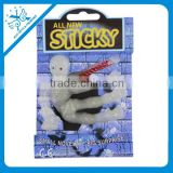 man sticky wall toys monster toy for halloween toys sticky man toy sticky spider toy
