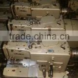 Used Second hand Juki 781 Lockstitch Buttonhole industrial Sewing Machine with good condition in large stock