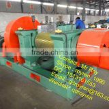 High Efficiency Waste tire recycling rubber powder line used tire shredder machine for sale