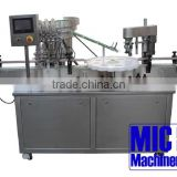 Micmachinery small bottle oil filling machine sunflower oil machine sesame oil filling machine                                                                         Quality Choice