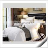 High Quality Embroidery Bed Sheets Cotton Hotel Bed Linen with Duvet Cover Set                                                                                         Most Popular