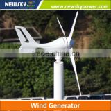 Alternative energy model wind turbine 12v wind turbine charge controller wind generator blades