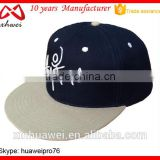 Factory Custom Different Types of 6 Panel Snapbacks Hats Flexi fit Flat Bill Fitted Caps