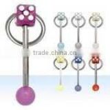 Body piercing jewelry, tongue barbell, industrial barbells, body jewelry, piercing body jewellery, barbell body jewellery