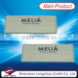 Promotional Aluminum Name Badge Magnetic Back,Magnetic Badge Label,Magnetic Plate Badges