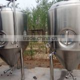 1000L craft beer brewing equipment of beer Keg filling machine Beer brewers for sale