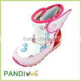 New style angle baby shoes girl boots factory outlet