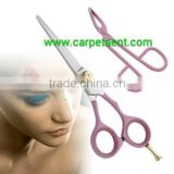 Barber shears kit/Barber Scissor with Eye brow twizzer scissor/Barber kit