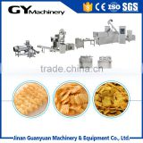 New fried wheat flour snacks from twin screw extrusion processing line/wheat flour snack extruder