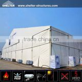 Exhibition Tent Supplier for Different Size 20*50m 20*100m 25*200m or 30*80m Unlimited Option