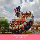 Factory price Thrilling Amusement Park Rides Flying UFO Amusement Rides for sale
