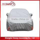 peva+pp cotton hail protection Car cover with different size and customed printing logo