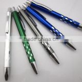 2016 new best-selling metal ball pen logo customise ballpoint pen for promotion(OI02550)