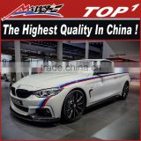 New carbon body kit for BMW 2013-2015 4 series 428i 435i M-tech design for bmw f32 mtech body kit