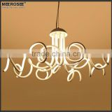 Beautiful Design LED Acrylic Light Creative Metal LED Hanging Lamp MD83122                                                                         Quality Choice