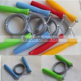 wholesale cable jump rope with bearing steel wire skipping rope