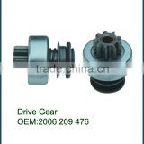 For Bosch 362, 363, 366 Series DD Starters Drive Gear Assembly(OEM:2006 209 476)