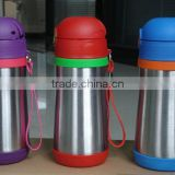 BPA FREE stainless steel Baby Water /Straw Bottle, baby bottle warmer
