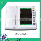 Portable Digital Electronic Medical Handheld Electrocardiograph/ECG Machine