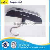 Fold protable electronics digital luggage scale with digital load indicator                                                                         Quality Choice