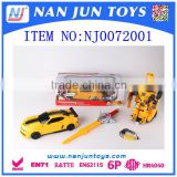 wholesale rc trans robot toy car