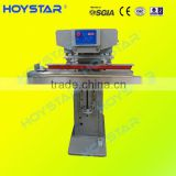 Big pad printing 1m steel ruler machine with sealed ink cup system