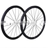 Made In China Carbon Bike Clincher Wheelset 38C Road Bike Carbon Clincher Super Light Road Bike Wheelset