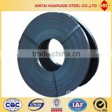 Hua Ruide Factory -Blueing Metal Packing Belt/Bluing Steel Strips for Packing/Blue Tempered Steel Coils