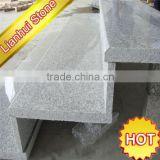 china granite outdoor grey prefabricated stairs