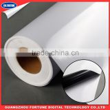 China factory black glue glossy car body sticker self adhesive vinyl