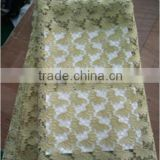 wholesale cotton guipure lace fabric/african cupion lace fabric african cord lace                                                                         Quality Choice                                                                     Supplier's Cho