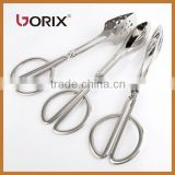Wholesale BBQ Scissor Tongs Kitchen Scissor Tongs