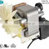 230VAC 50Hz shaded pole motor for medical device High pressure long life Air Compressor Nebulizer Motor
