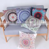 National Style Vintage Velet Sofa Home Decor Throw Pillow Cases Cushion Covers