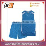 Stan Caleb custom cheap reversible basketball uniforms Professional supplier