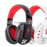 High quality popular selling bluetooth headphones with built-in mic.