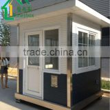 New arrivals Modern/luxury prefabricated garden villa/tool room/storage/guard house/bungalow/booth