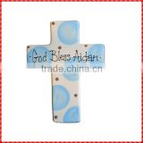 Custom Cross Printing Vintage Handmade Crafts Decorative Cross Item