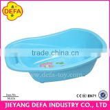 Defa Inflatable Baby Bath Tub Opacity Plastic high quality baby bathtub