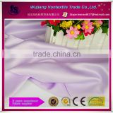 Wujiang factory supply 100D*200D calendering satin ribbon fabric for wedding,cloth,panties,trousers,etc